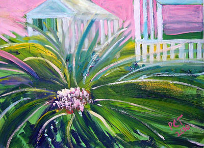 Painting - Old Florida by Patricia Taylor