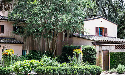 Photograph - Old Florida Style by Susan Molnar