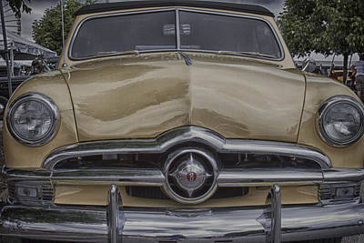 Rowing Royalty Free Images - Old Ford Royalty-Free Image by Jack R Perry