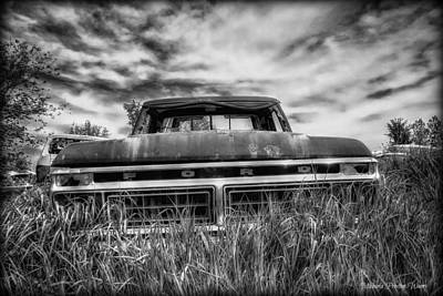 Photograph - Old Ford by Michaela Preston
