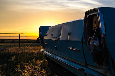 Photograph - Old Ford by Nathan Hillis