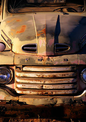 Photograph - Old Ford Warrior by Martin Sullivan
