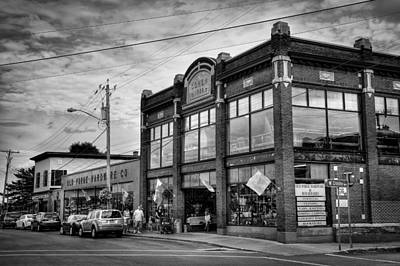 Photograph - Old Forge Hardware Company by David Patterson