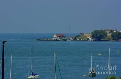 Art Print featuring the photograph Old Fort Niagara by Jim Lepard