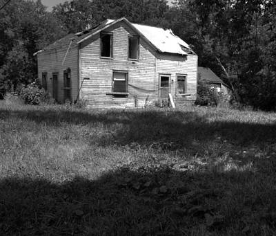 Photograph - Old Frame House 3 In Prince Edward County by Jim Vance