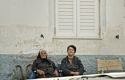 Wall Art - Photograph - Old Friends by Jack Daulton