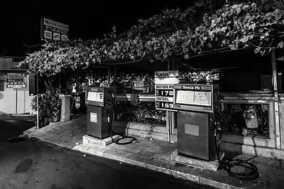 Photograph - Old Gas Station by Alfio Finocchiaro