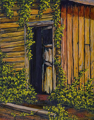 Painting - Old General Store by Darice Machel McGuire