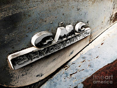 Old Gmc Art Print by Kimberly Maiden