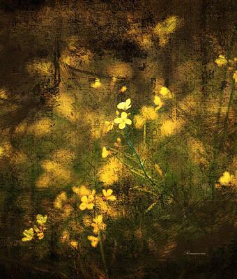 Photograph - Old Gold by Georgiana Romanovna