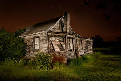 Photograph - Old Hadley House by Fred LeBlanc