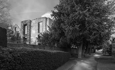 Old Bess Photograph - Old Hardwick Hall by Moments In Time Photography
