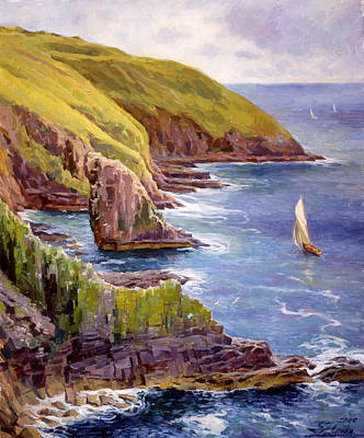 Old Head Of Kinsale  Art Print