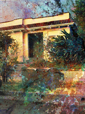 Art Print featuring the photograph Old Home Art  by John Fish