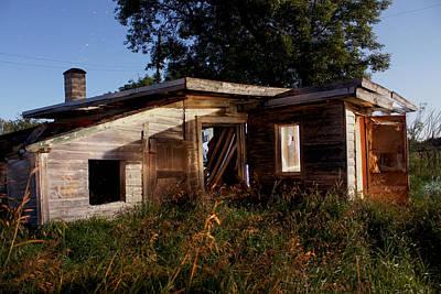 Classic Golf - Old Home by David Matthews