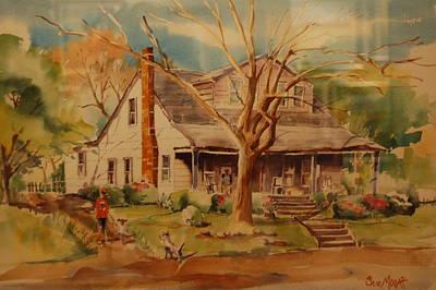 Old Home  Original