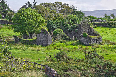 Photograph - Old Homestead Ireland by Jane McIlroy