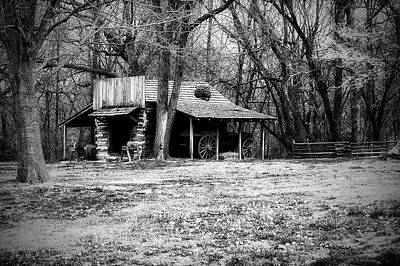 Photograph - Old Homestead by Kathy Williams-Walkup