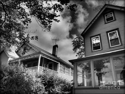 Photograph - Old House 5 by Miriam Danar