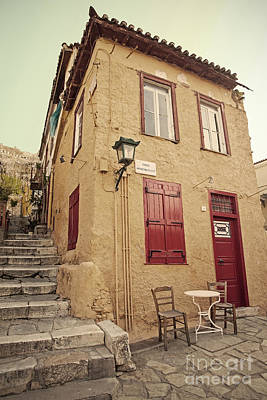 Photograph - Old House  by Aiolos Greek Collections