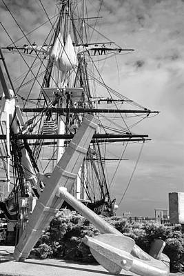 Photograph - Old Ironsides by John Schneider