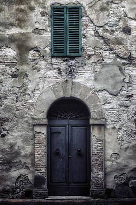 Italien Photograph - Old Italian House by Joana Kruse