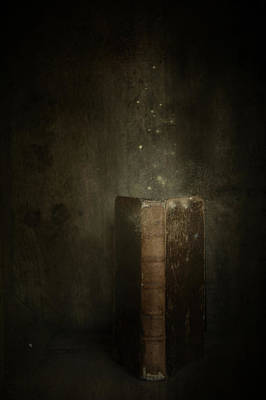 Photograph - Old Magic Book by Ethiriel  Photography