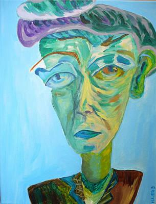 Old Man Original by Natalia Lebed
