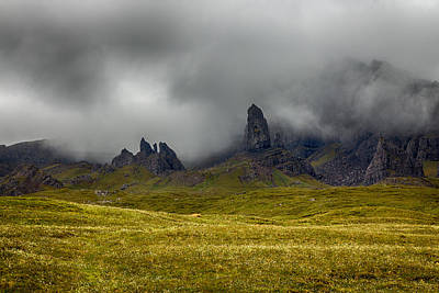 Photograph - Old Man Of Storr Isle Of Skye by Fiona Messenger