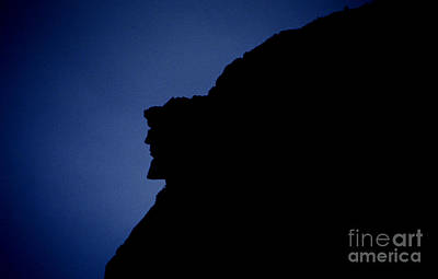 Old Man Of The Mountain - Franconia Notch State Park New Hampshire Art Print