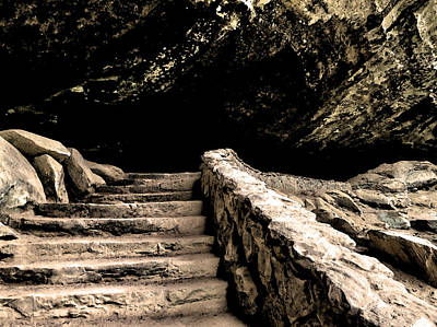 Photograph - Old Man's Cave by Patricia Januszkiewicz