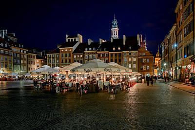 Photograph - Old Market Square by Tomasz Dziubinski