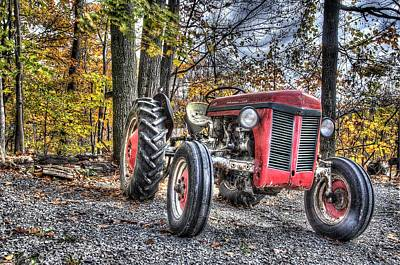 Old Massey Art Print by Duncan  Way