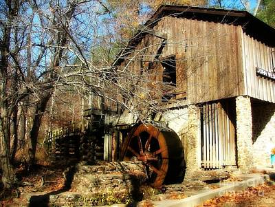 Photograph - Old Mill by Cynthia Mask