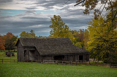 Photograph - Old Missouri by Ryan Heffron