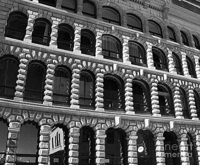 Photograph - Old Montreal Architecture by Nina Silver
