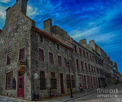 Photograph - Old Montreal Charm by Bianca Nadeau