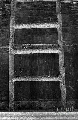 Photograph - Old Montreal Fire Escape by Nina Silver