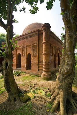 Bangladesh Photograph - Old Mosque In Soneragon, Bangladesh by Michael Runkel