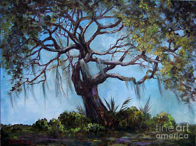 Painting - Old Oak by Deborah Smith