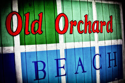 Photograph - Old Orchard Beach by Karol Livote