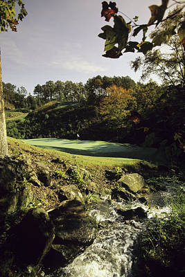 Photograph - Old Overton Golf Club by Stephen Szurlej