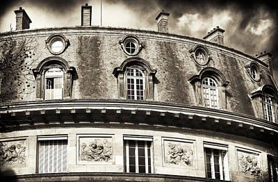 Photograph - Old Paris by John Rizzuto