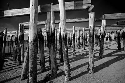 Provincetown Ma Photograph - Old Pier by Art K