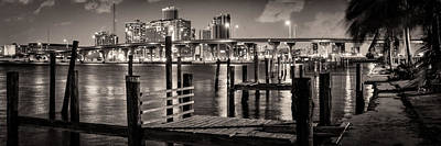 Old Pier Art Print by Celso Diniz