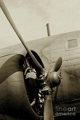 Old Plane  Original