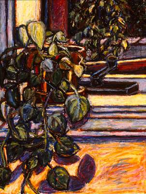 Painting - Old Plant by Kendall Kessler