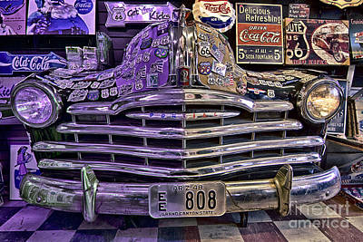 Photograph - Old Pontiac by Jason Abando
