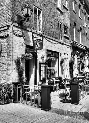 Photograph - Old Quebec City 18 by Mel Steinhauer