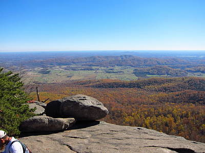 Oldrag Photograph - Old Rag Hiking Trail - 121227 by DC Photographer